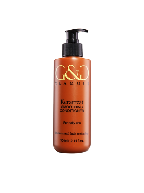 G&G Keratreat  smoothing conditioner 300ml