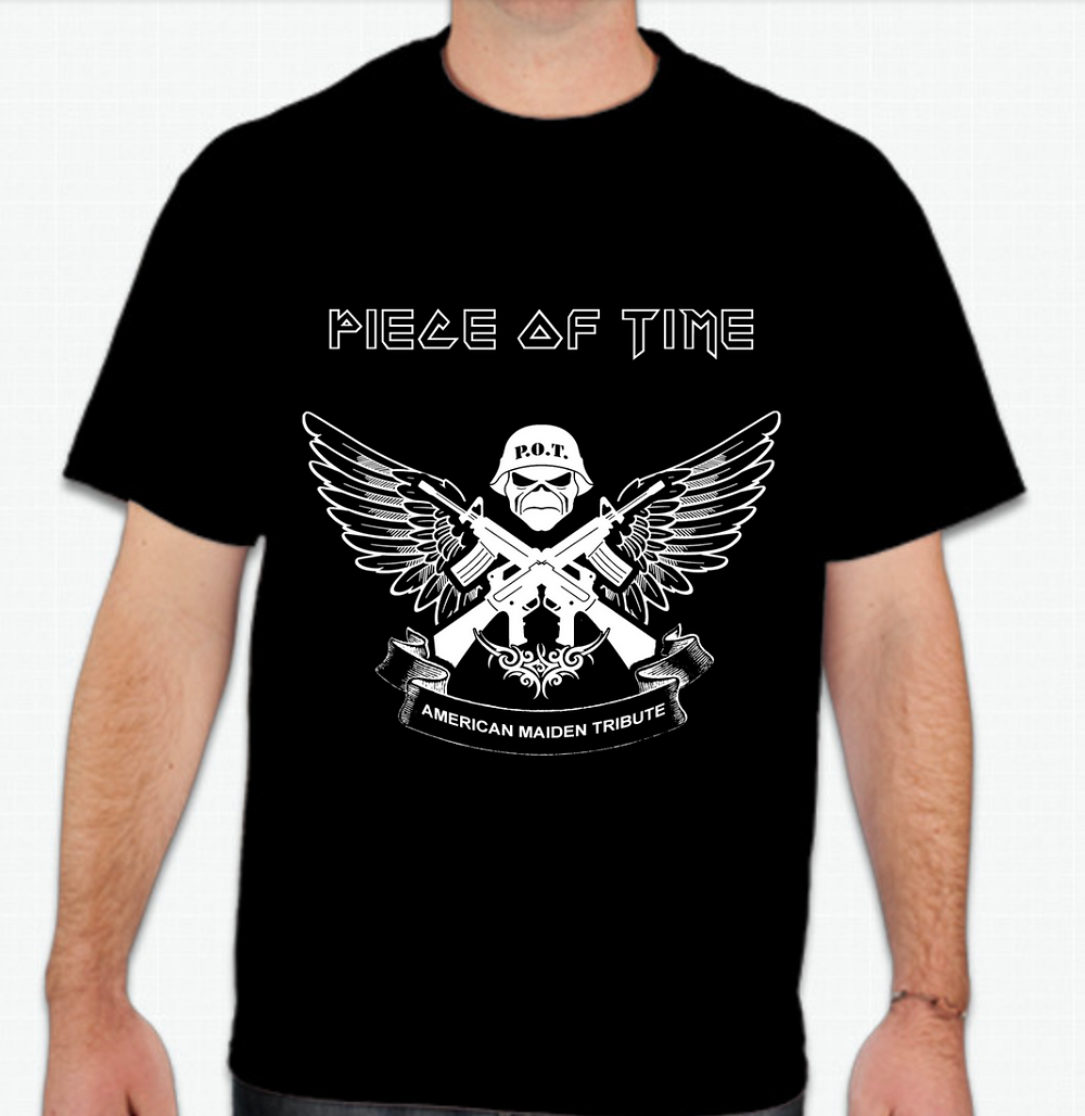 Piece of Time Tattoo Original shirt
