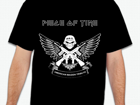 New Piece of Time Shirts Available