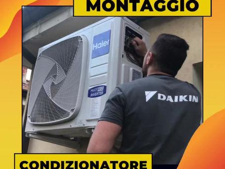 Montaggio condizionatore e certificazione l'impianto a Bologna, preparazione per la stagione estiva!
