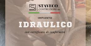 Progettazione di impianti idraulici studiati per ogni esigenza.