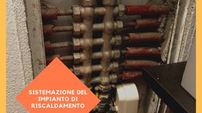Sostituzione la elettro valvola di riscaldamento a Sasso Marconi.