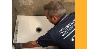 Trasformiamo la tua vecchia vasca in una doccia nuova moderna e funzionale