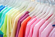 Camisetas coloridas