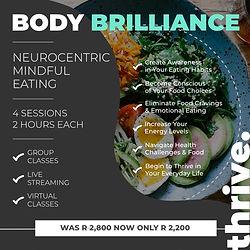 Workshop - Neurocentric Mindful Eating#2