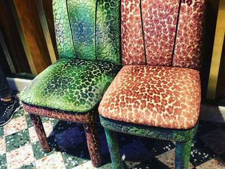 Morning Glory San Diego Restaurant Chairs