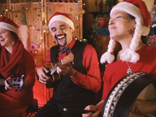 """🎥 Vidéo """"Medley de Noël"""" ft. Orilia"""