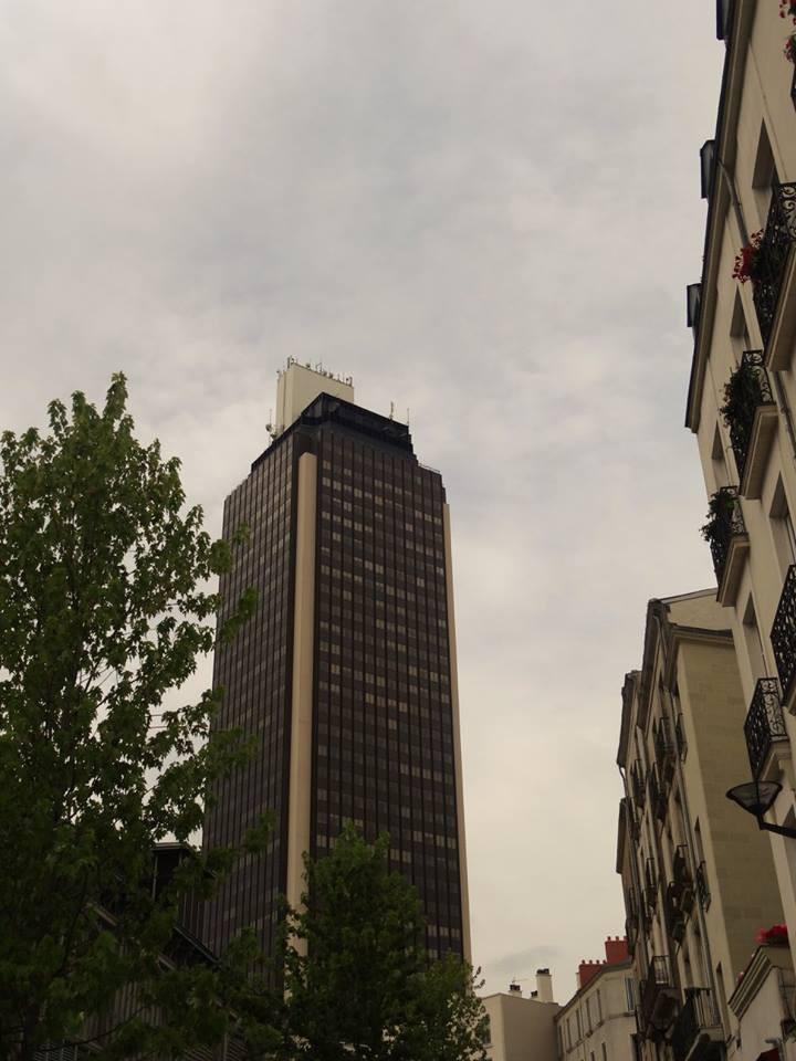 La tour de Bretagne de 32 étages