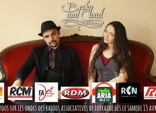 "📻 RCF Radio Lorraine émission ""Talents d'Ici"" - Sortie d'Album Decade"