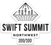 Swift Summit NW Die Cut Sticker