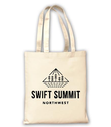 Swift Summit Northwest Cotton Tote Bag
