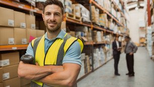 Managing the future: warehouse workforce monitoring with facial recognition technology