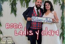 BODA LADIS Y CLARA