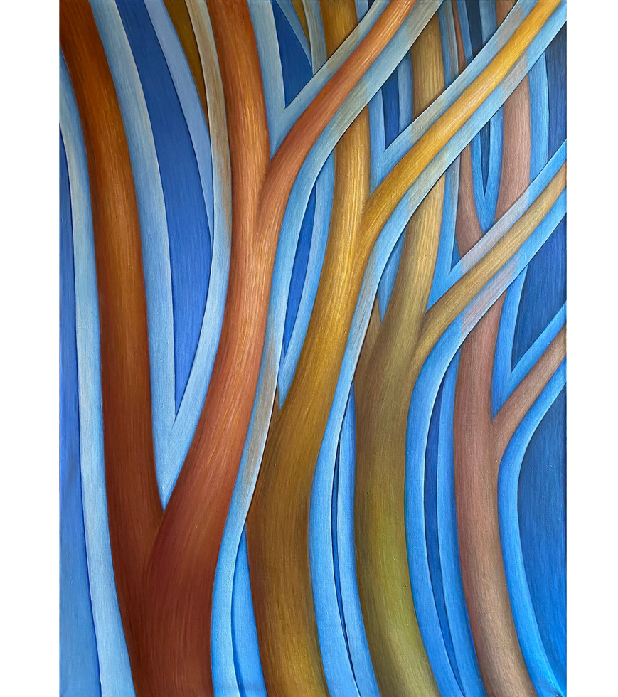 "Серия ""Деревья"" №12/ ""The Trees"" Series. №12"