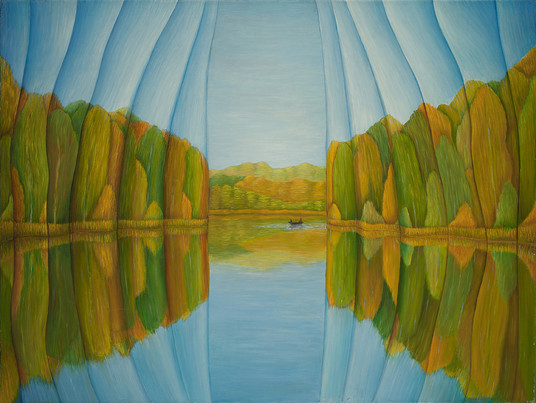 Занавес тишины/ The Curtain of Quietness