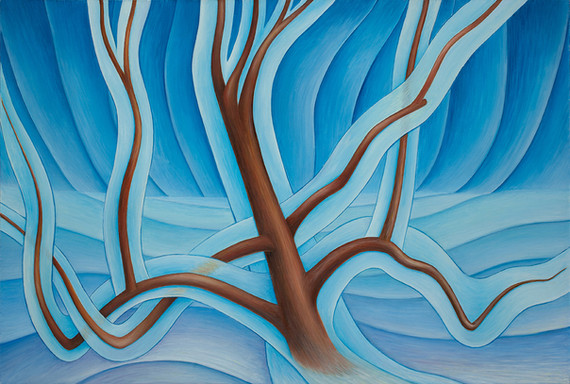 "Серия ""Деревья"" №6/ ""The Trees"" Series. №6"