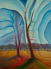 "Серия ""Деревья"". №1/ ""The Trees"" Series. №1"