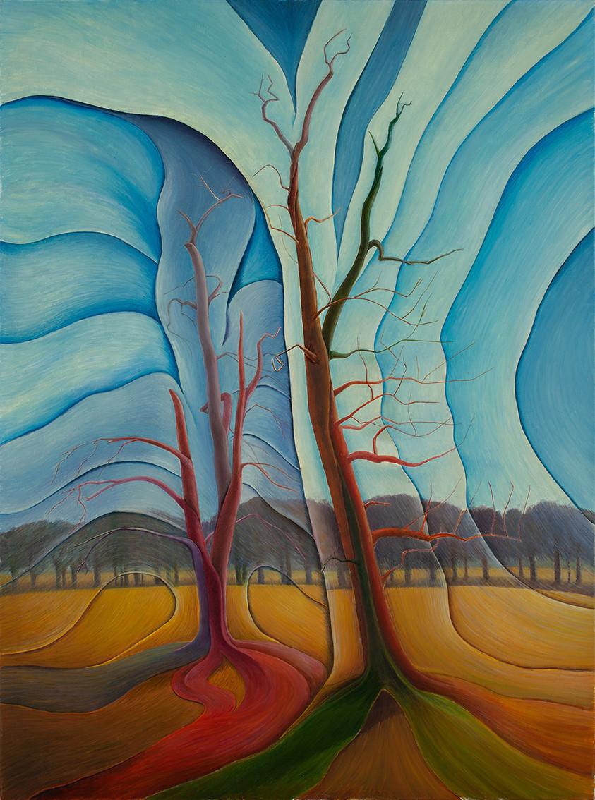 "Серия ""Деревья"" №1/ ""The Trees"" Series. №1"