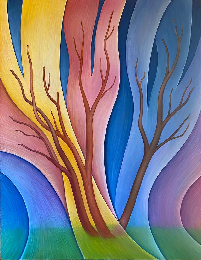 "Серия ""Деревья"". №13/ ""The Trees"" Series. №13"