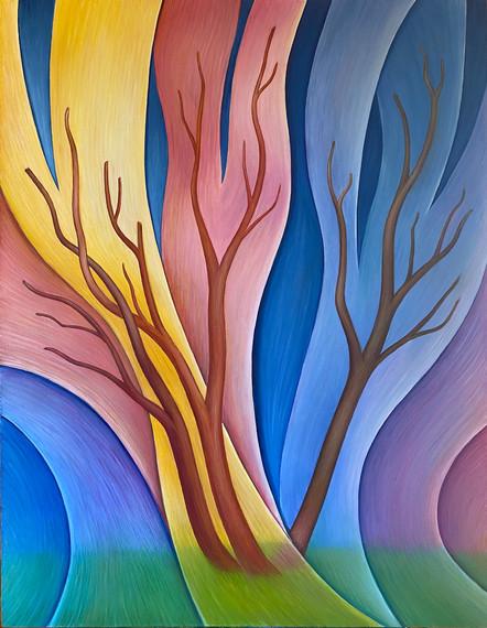 "Серия ""Деревья"" №13/ ""The Trees"" Series. №13"