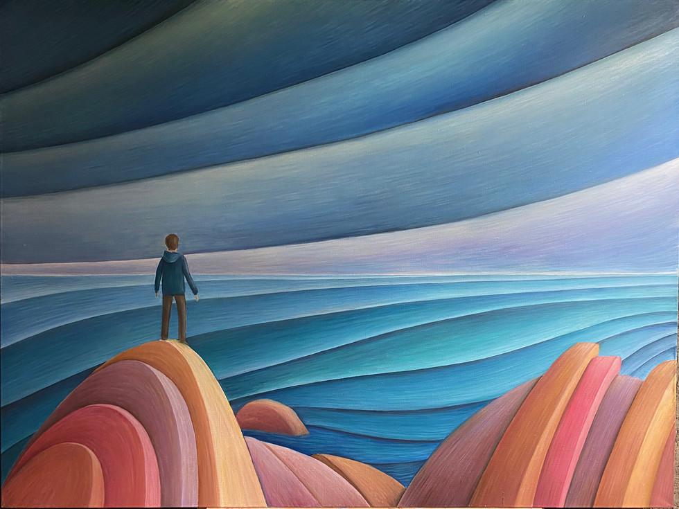 "Серия ""Океан"". №5/ ""The Ocean"" Series №5"