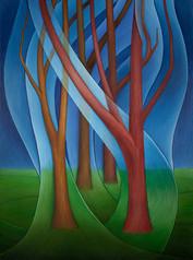 "Серия ""Деревья"". №10/ ""The Trees"" Series. №10"