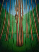 "Серия ""Деревья"". №5/ ""The Trees"" Series. №5"