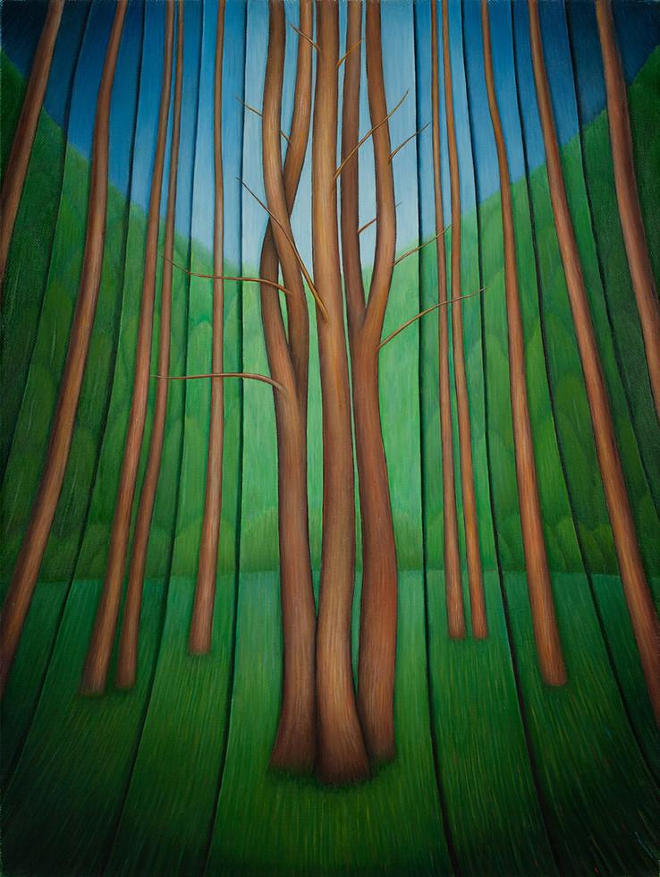 "Серия ""Деревья"" №5/ ""The Trees"" Series. №5"