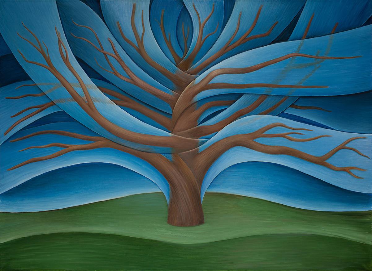 "Серия ""Деревья"" №11/ ""The Trees"" Series. №11"