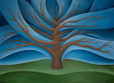 "Серия ""Деревья"". №11/ ""The Trees"" Series. №11"