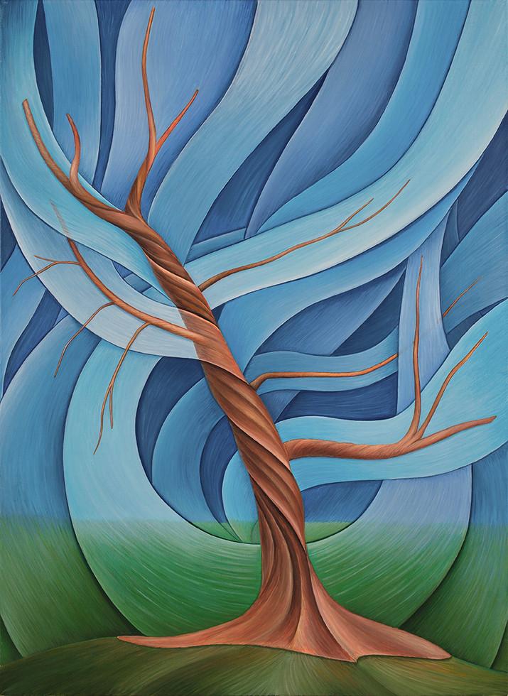 "Серия ""Деревья"" №8/ ""The Trees"" Series. №8"