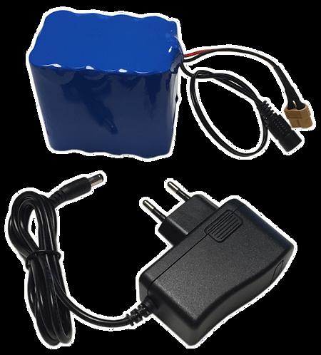 Batteria & carica batteria