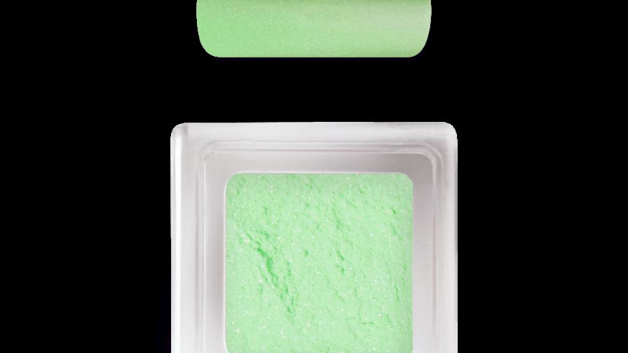 Farb Acryl Pulver - METAL Metal Green Nr.68