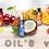 Thumbnail: Nagelhaut Pflegeöle in verschiedene Duftnoten