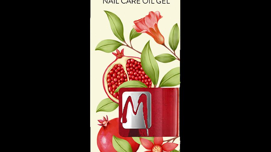 Nagelpflegeöl Granatapfel – optimale Pflege nach der Nagel-Maniküre
