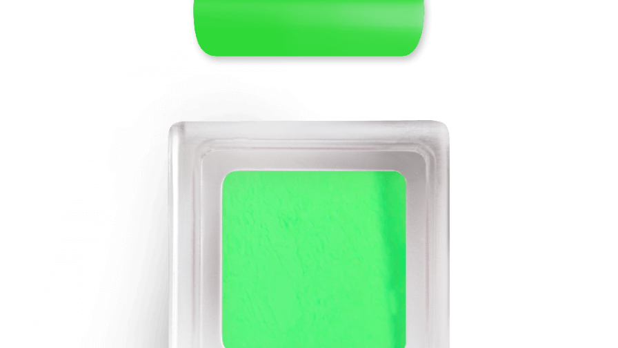 Farb Acryl Pulver - NEON Neon Green Nr.29