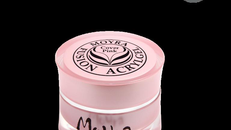 FUSION AcrylGel - transparent pink - 5g
