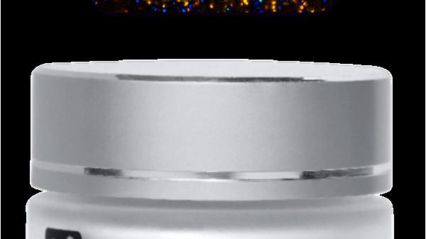 Farb Acryl Pulver - 12g - SPARKLING Black Nr.21