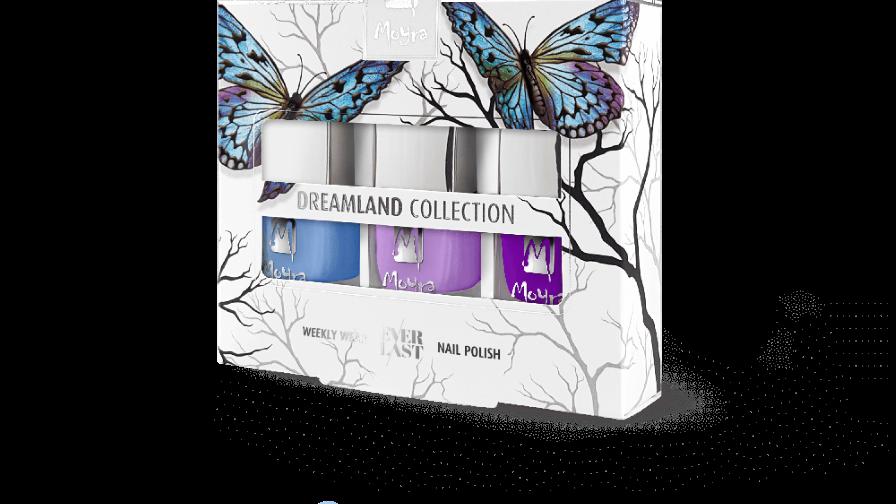 Nagellack EverLast DREAMLAND-Collection