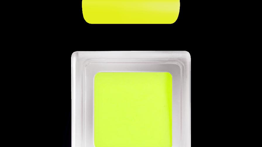 Farb Acryl Pulver - NEON Neon Yellow Nr.28