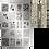 Thumbnail: Moyra Stamping Schablone - Vintage Nr.5