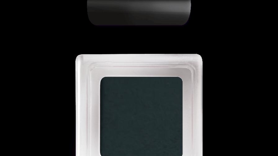 Farb Acryl Pulver - MATTE Black Nr.20