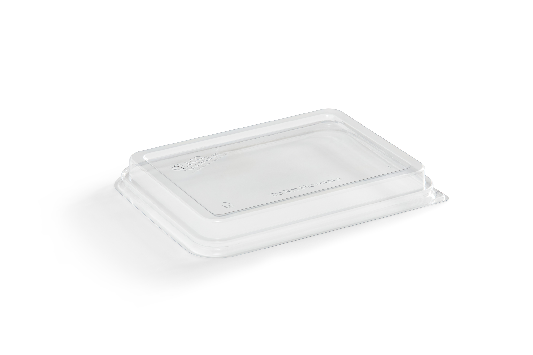 EG-N-S004-LID-R1 PET Lid for 3-Compartme
