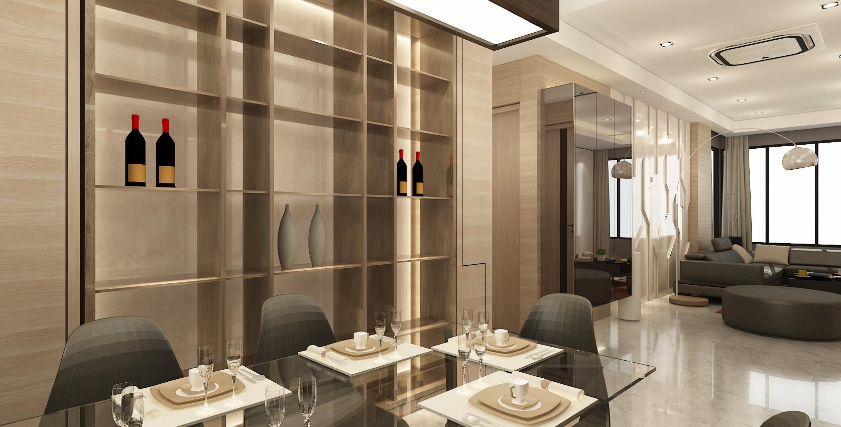 Condominium Design, FuQing China
