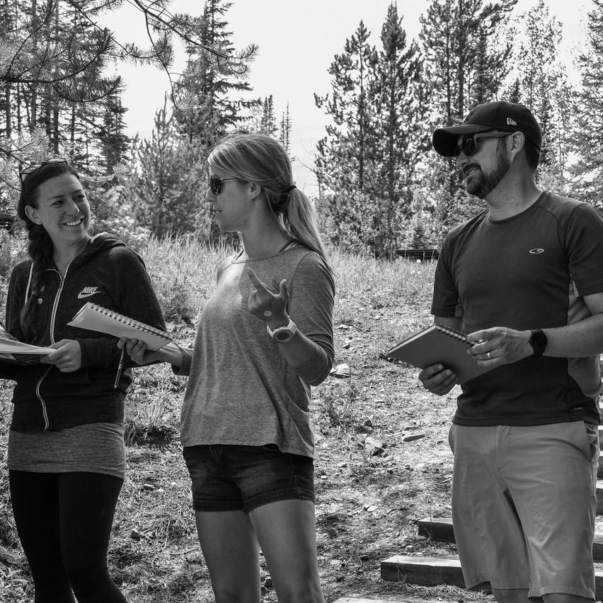 SOLE Teacher Retreat 6-2018-Teachers leading PW activites (21)