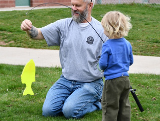 A Flashback to Family Nature Night at Sopris Elementary