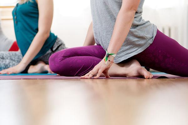 Amasana Yin Yoga