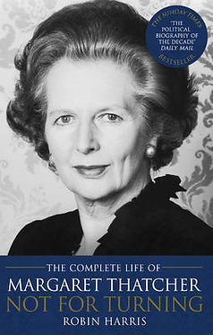 The Complete Life of Margaret Thatcher
