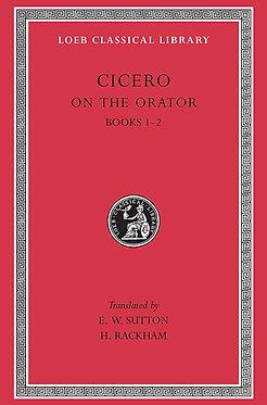 De Oratore, Books I and II