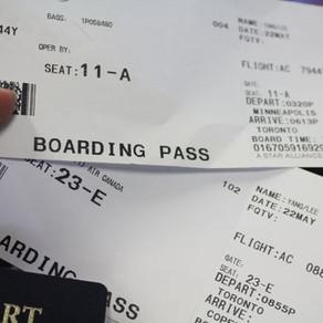 Cosas a considerar antes de reservar tu boleto de avión